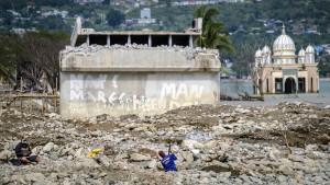 Tsunami-Warnung nach Erdbeben in Indonesien aufgehoben