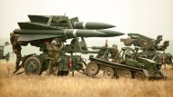 Kooperationspartner für die Bundeswehr? Rumänische Soldaten während einer Militärübung