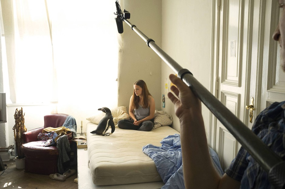 Lesbenszene aus Kino, Film und Fernsehen -