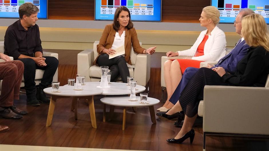 Tv Kritik Zu Anne Will Die Afd Und Die Landtagswahlen Im Osten
