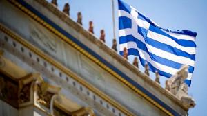 Merkel macht Schröder verantwortlich für Griechenland-Misere