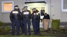 Zweijähriges Mädchen in Hamburg getötet