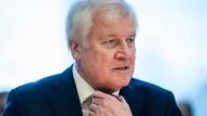 Will Abschiebungen beschleunigen: Bundesinnenminister Horst Seehofer