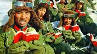 Ein kleines rotes Buch als Waffe der Revolution