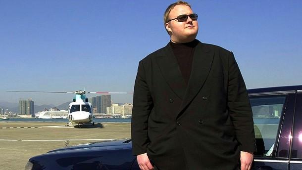 Auslieferung von Kim Dotcom zieht sich hin