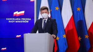 Amtschefs des polnischen Ministerpräsidenten gehackt