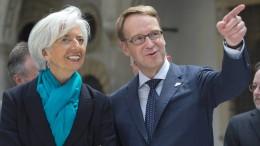 Die Notenbank ringt um die grüne Geldpolitik