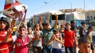 IS gerät in Syrien weiter in Bedrängnis