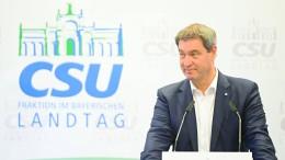 Söder plant Hochschulreform