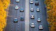 Autoverkehr in Berlin: Werden Dieselfahrer bald totalüberwacht?