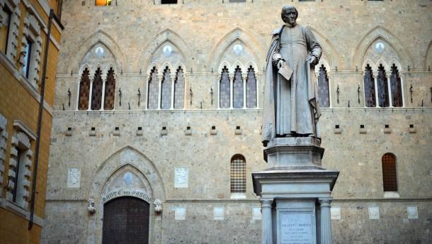 Italienischer Banken-Rettungsfonds geht an den Start