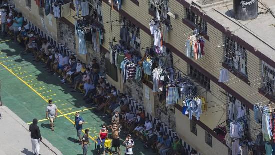 Tote bei Gefängnisrevolte in Peru