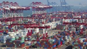 Trump warnt China vor Zeitspiel