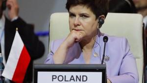 Polen fordert Erklärungen von Bundesregierung