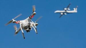 Londoner Flughäfen führen Drohnenabwehr ein