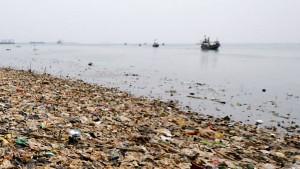 Millionen Tonnen Plastik im Pazifischen Müllstrudel