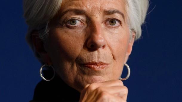 Ein neuer Anfang mit Lagarde