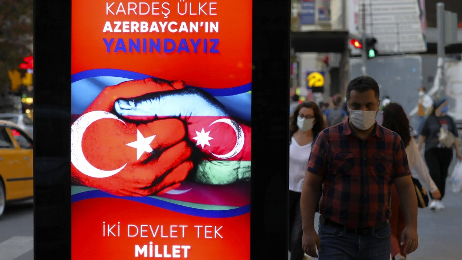 Die Armenier In Der Turkei Geraten Wieder Ins Fadenkreuz