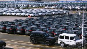 China setzt Zölle auf amerikanische Autos weiter aus