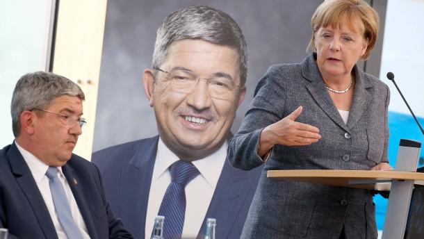 Merkels abgehängte CDU