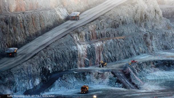 Das Comeback der Goldminen