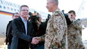 Bundeswehr will OP North im Frühjahr schließen