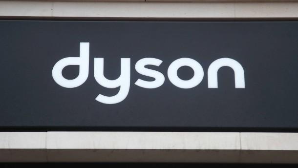 Dyson macht Flugplatz zur E-Auto-Teststrecke