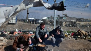 Söder zweifelt an Flüchtlingspakt mit Ankara