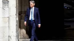 Nach Justizminister will auch der britische Finanzminister gehen