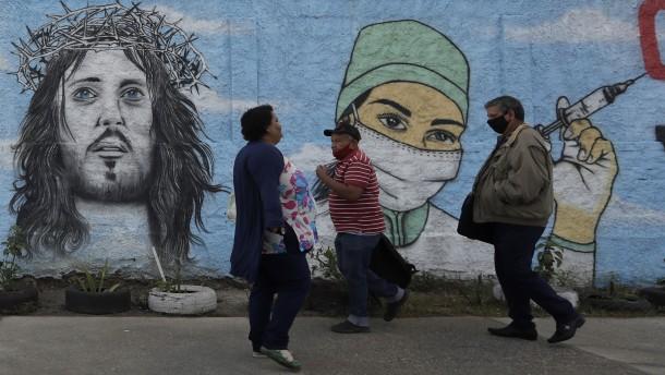 Warum die Brasilianer auf Impfungen vertrauen