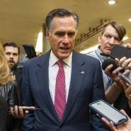 Der Republikaner Mitt Romney äußerte, er ginge davon aus, dass weitere Fraktionsmitglieder einer Zeugenvernehmung zustimmten.