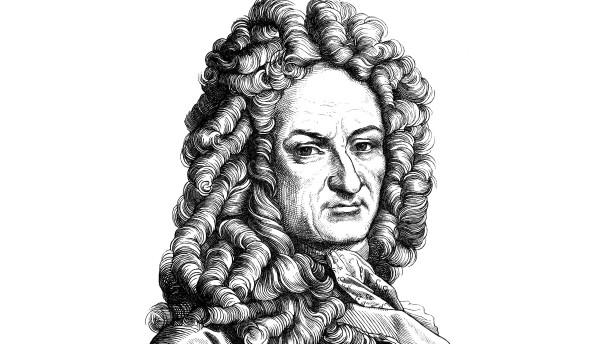 Leibniz' Manuskripte: Schönschrift war nicht seine Sache
