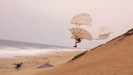 Lilienthals Doppeldecker konnte wirklich fliegen
