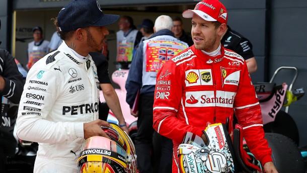 Vettel und das Trainingsproblem