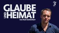 """F.A.Z.-Redakteur Simon Strauß geht in dieser Folge der Video-Theaterserie """"Spielplanänderung"""" der Frage nach Gewalt auf die Spur."""