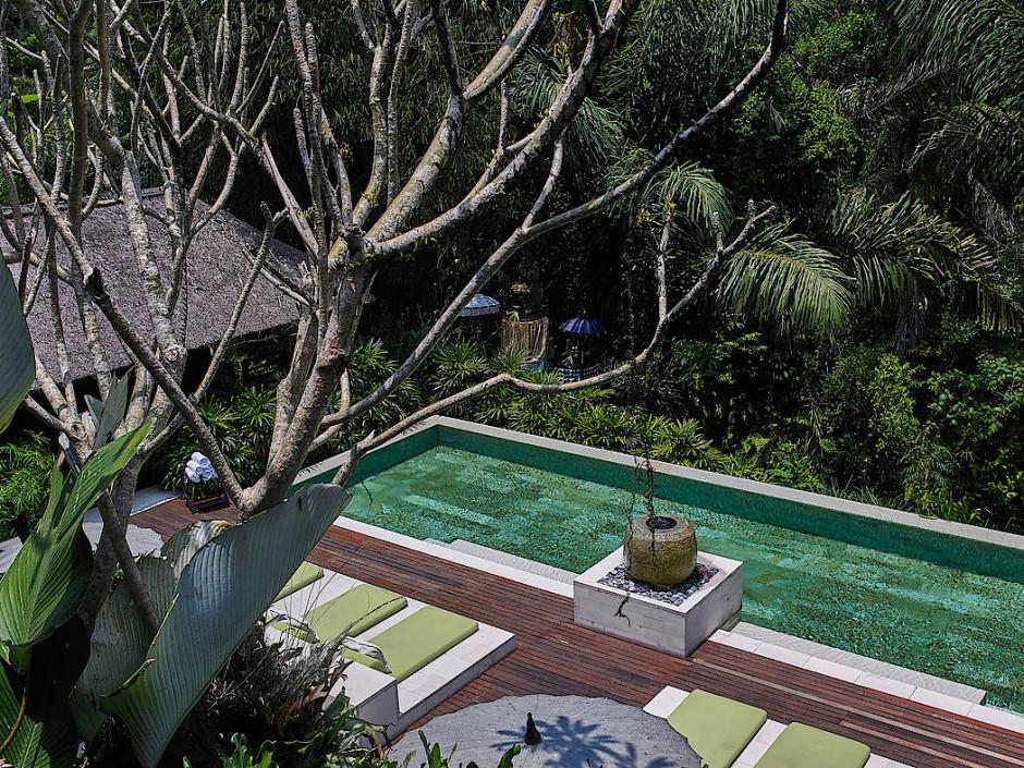 Für gehobene muslimische Ansprüche: Villen auf Bali