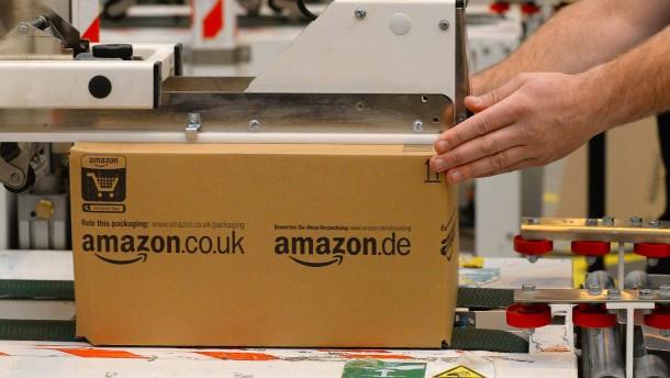 Amazon Probleme Aktuell