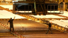 Industrieanteil in Deutschland sinkt
