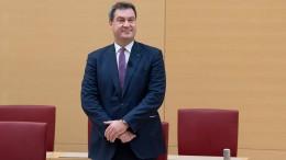 Bayerischer Landtag bestätigt Söder als Ministerpräsidenten