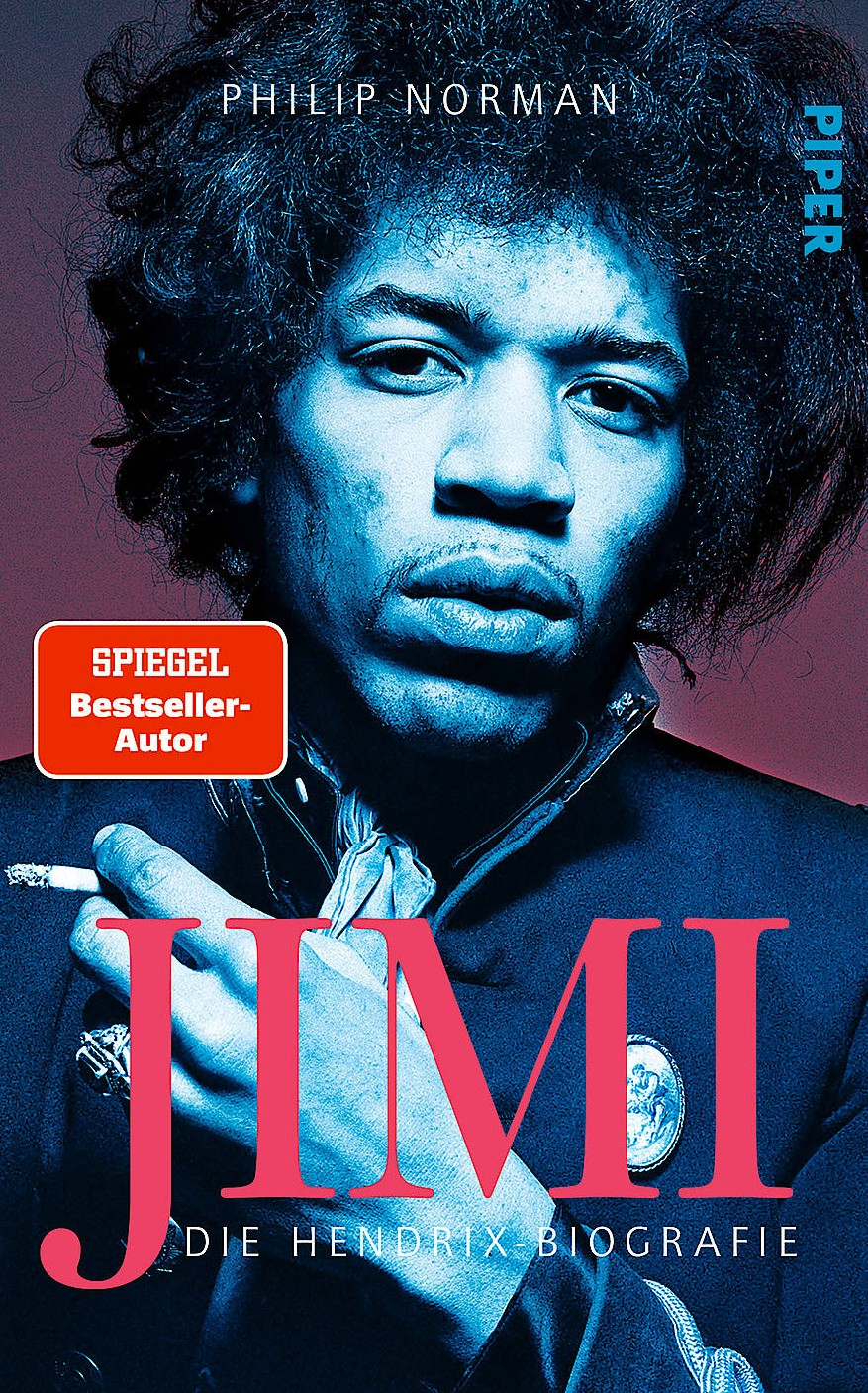 "Philip Norman: ""Jimi"". Die Hendrix-Biografie."