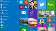 Microsoft setzt alles auf die Zehn