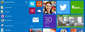 Das neue Startmenü: Windows 7 und 8 vereint