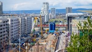 Ist das Europaviertel noch zu retten?