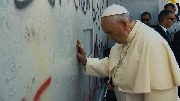 Wim Wenders' Film über Papst: Fragen eines verzagten Weltbürgers