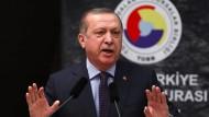 Trump wirbt um Erdogan als wichtigen Partner