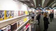 Zur Hölle mit all dem Jammern: Buchmesse-Skizzen