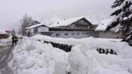 13.000 Touristen sitzen in Zermatt fest