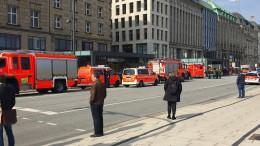Mutter und Kind in Hamburger Innenstadt erstochen