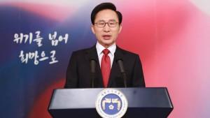 Lee Myung-bak offen für Atomgespräche mit Nordkorea