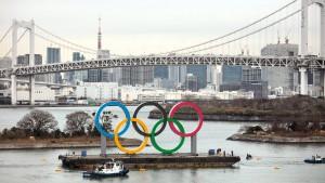 Vorbereitungen auf Olympia wegen Coronavirus verschoben